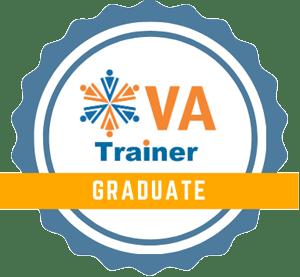VA Trainer Graduate